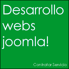 Desarrollo web Joomla