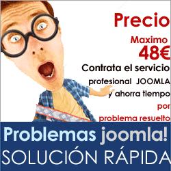 Soluciones Problemas Joomla!