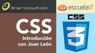 Primeros pasos en CSS