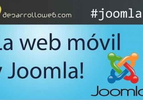La web móvil y Joomla!: presente…