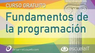 Programación desde cero, Lenguajes y tipos