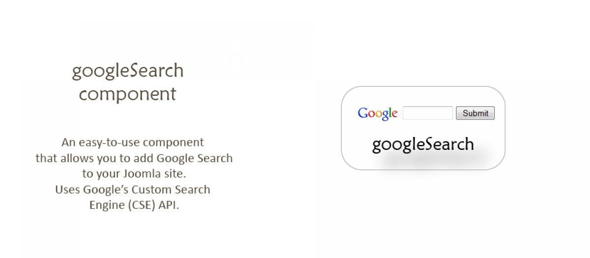 Componente googleSearch