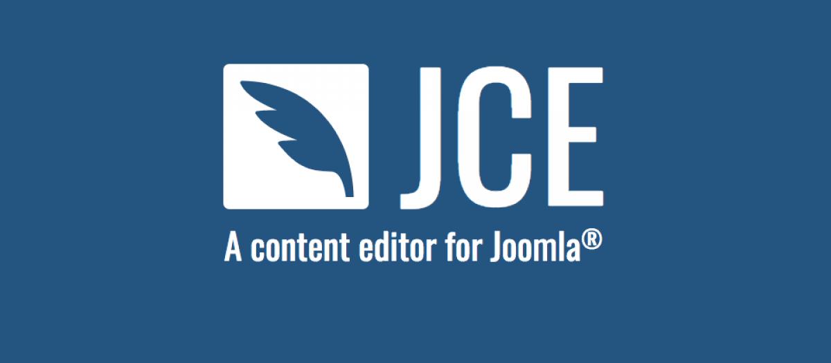Editor JCE