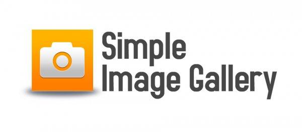 Simple image gallery