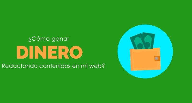 crear una web y ganar dinero